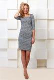 Verleidelijk jong vrouwelijk model Royalty-vrije Stock Foto