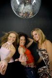 Verleidende vrouwen Stock Foto's