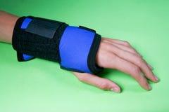 Verletztes Handgelenk