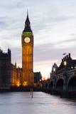 Big Ben Londen Stock Foto's