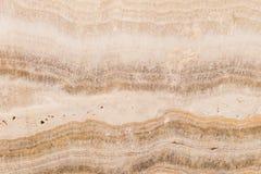 Verlicht plakken marmeren onyx Horizontaal beeld Warme kalme kleuren Mooie dichte omhooggaande achtergrond, onyx marmeren textuur Royalty-vrije Stock Foto's