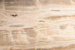 Verlicht plakken marmeren onyx Horizontaal beeld Warme kalme kleuren Mooie dichte omhooggaande achtergrond, onyx marmeren textuur Stock Foto