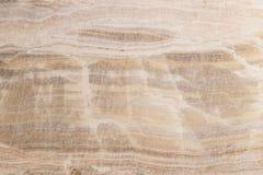 Verlicht plakken marmeren onyx Horizontaal beeld Warme kalme kleuren Mooie dichte omhooggaande achtergrond, onyx marmeren textuur Stock Afbeelding