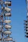 Verlichtende apparatuur Stock Foto