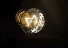 Verlichtingsbol Royalty-vrije Stock Foto