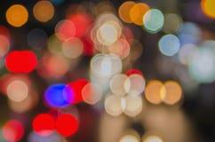 Verlichtingscirkel Stock Afbeelding