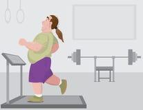 Verlieren Sie Gewicht Lizenzfreies Stockfoto