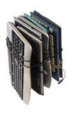 Verliet het toetsenbord Stock Foto