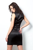 Verlockende junge Frau Lizenzfreies Stockfoto