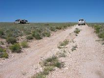 Verloren in Arizona Lizenzfreie Stockbilder