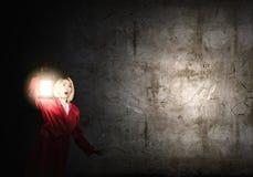 Verloren in der Nacht Lizenzfreies Stockbild