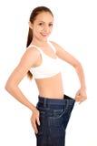 Verloren gewicht Stock Afbeelding