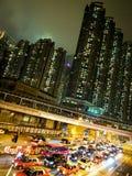 Verloren in Hong Kong Royalty-vrije Stock Foto