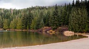 Verloren Meer; Fluiter BC Stock Foto