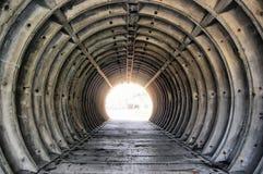 Verloren stad. Bunker Royalty-vrije Stock Afbeeldingen