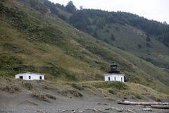 Verlorene Küste Stockbild