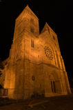 Verlorene Kirche in Budapest Stockfoto