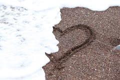 Verlorene Liebe Lizenzfreies Stockbild