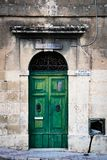 Verlorene Plätze in Malta Lizenzfreie Stockfotografie