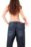 Verlorenes Gewicht Lizenzfreies Stockfoto