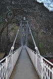 Verlustbrücke lizenzfreie stockfotografie