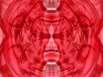 Vermelho Imagem de Stock Royalty Free
