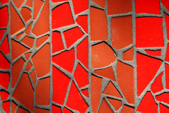 Vermelho Foto de Stock