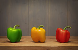 Vermelho amarelo verde Foto de Stock Royalty Free