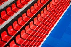 Vermelho-azul Fotografia de Stock