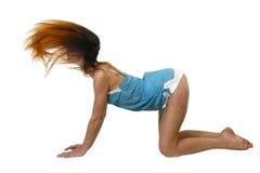 Vermelho-cabelo Imagens de Stock