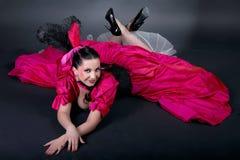 Vermelho de Moulin Imagens de Stock