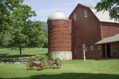 Vermelho de Vermont Fotografia de Stock