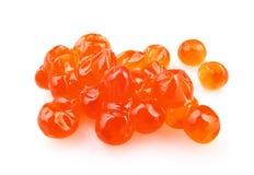 Vermelho do caviar Imagem de Stock Royalty Free