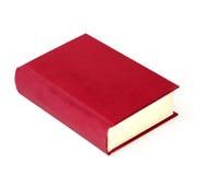 Vermelho do livro Imagens de Stock