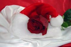 Vermelho do Natal Fotografia de Stock