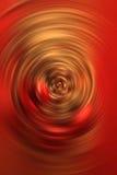 Vermelho do Natal e fundo do ouro Imagens de Stock Royalty Free