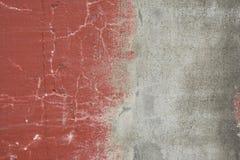 Vermelho e cinza Fotografia de Stock