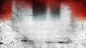 Vermelho e fundo elegante do projeto da arte gráfica da ilustração de Grey Grungy Beautiful ilustração do vetor