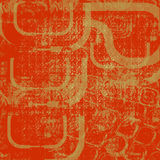 Vermelho e fundo ou papel de parede do ouro ilustração do vetor