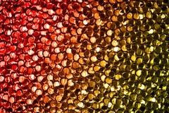 Vermelho manchado Imagem de Stock Royalty Free