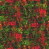 Vermelho sem emenda do estilo da imagem do papel de parede, verde ilustração royalty free