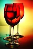 Vermelhos do rubi Foto de Stock Royalty Free