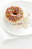 Vermicelli Donut Stock Images