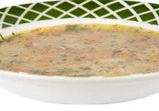 Vermicelli soup Royalty Free Stock Photography