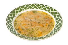 Vermicelli soup Stock Image