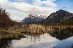 Vermilion озера стоковое фото rf