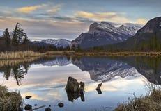 Vermilion озеро стоковые фото
