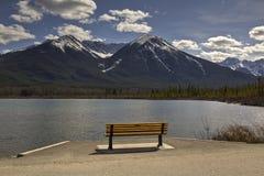 Vermilion озеро стоковая фотография rf