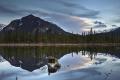 Vermilion озеро стоковое изображение