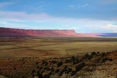 vermilion памятника скал национальный стоковое фото